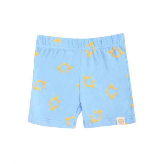 *New* Made For Play - Kids Biker Shorts in Smiley Print
