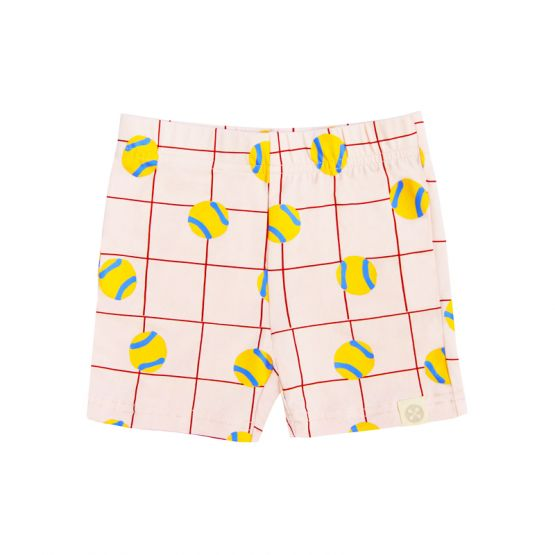 *New* Made For Play - Kids Biker Shorts in Tennis Print