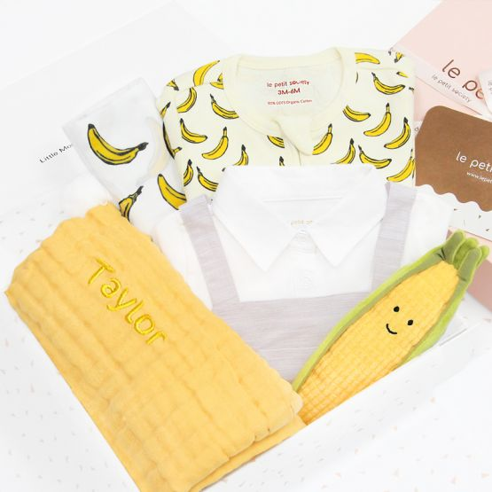 *Bestseller* Baby Boy Gift Set - Tropical Day