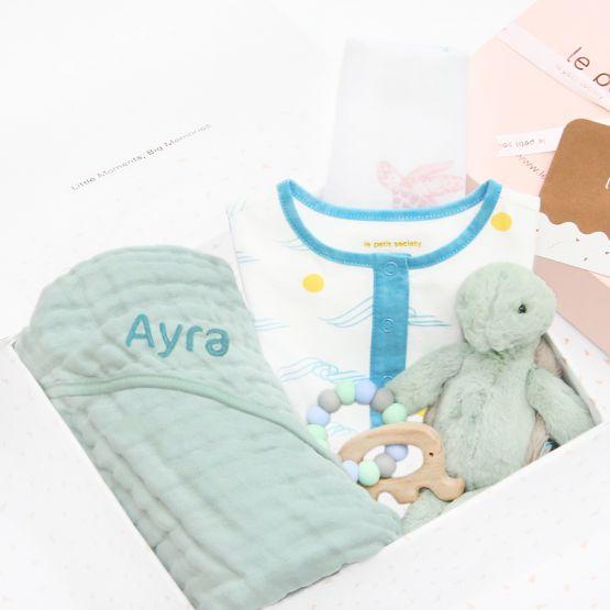 *Bestseller* Baby Gift Set - Turtle's Adventure