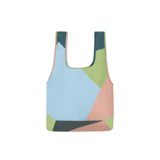 *New* Mini Reusable Bag in Valley by The Paper Bunny