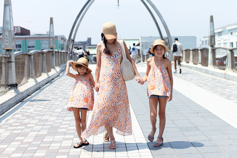 Spotted :: Tribal Dresses