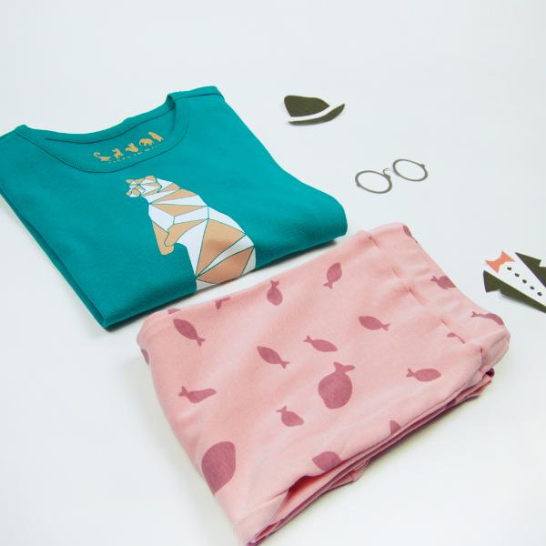 Because We Care - Organic Pyjamas Collection
