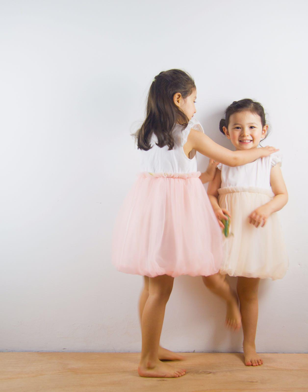 Le Petit Society Signature Bubble Dress