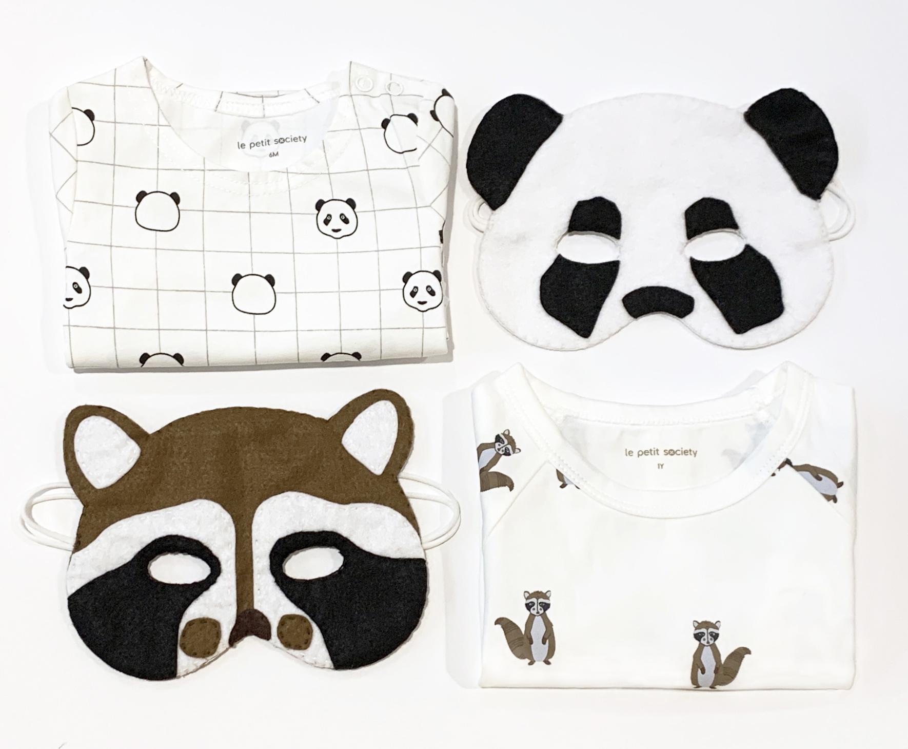 DIY Party Animal Masks