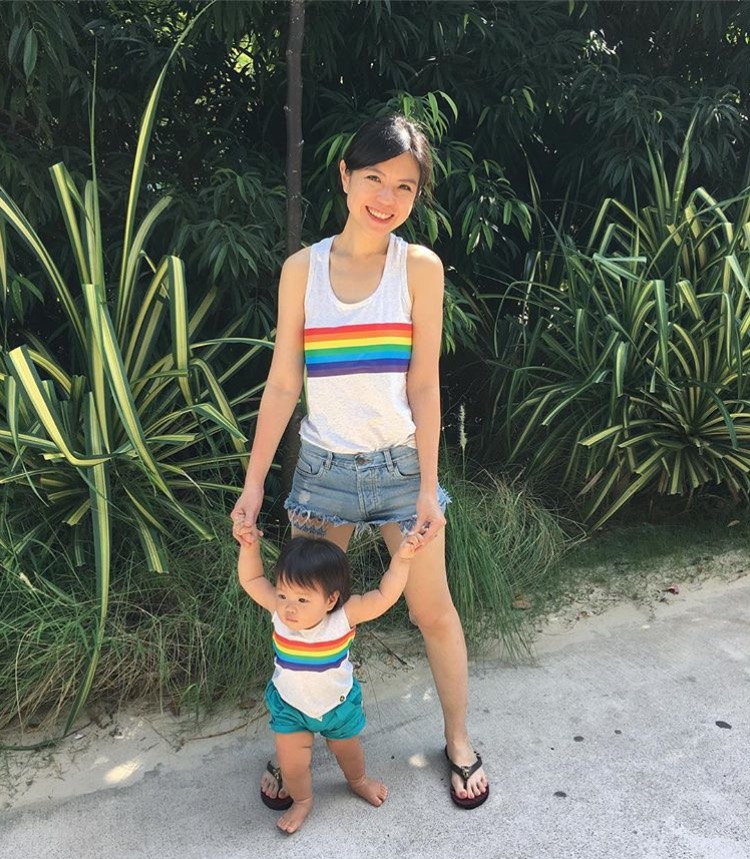 Rainbow Adult and Kids Tank Tops