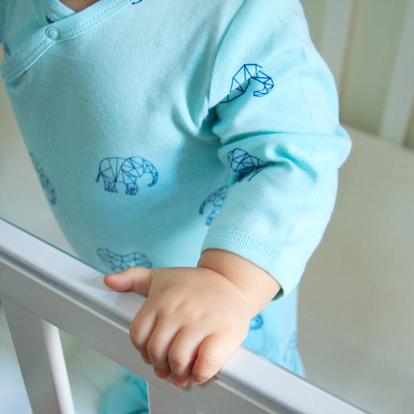 Organic Sleepwear Photoshoot