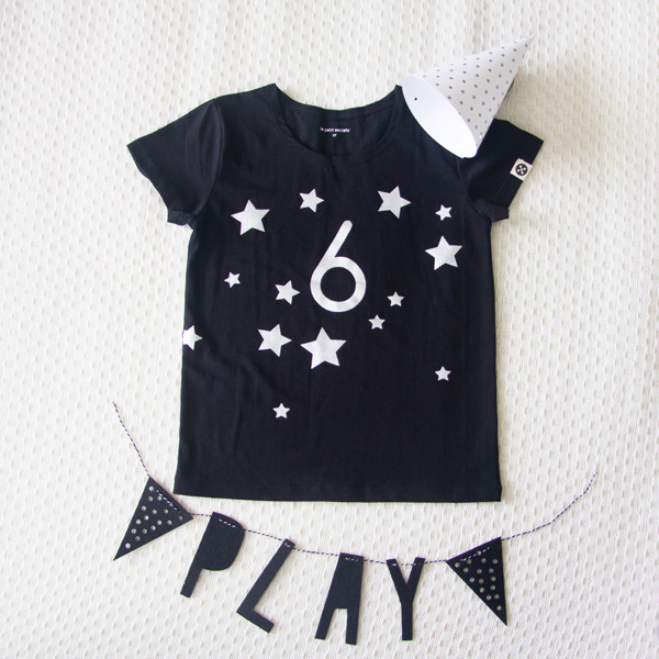 Le Petit Society Number Tees
