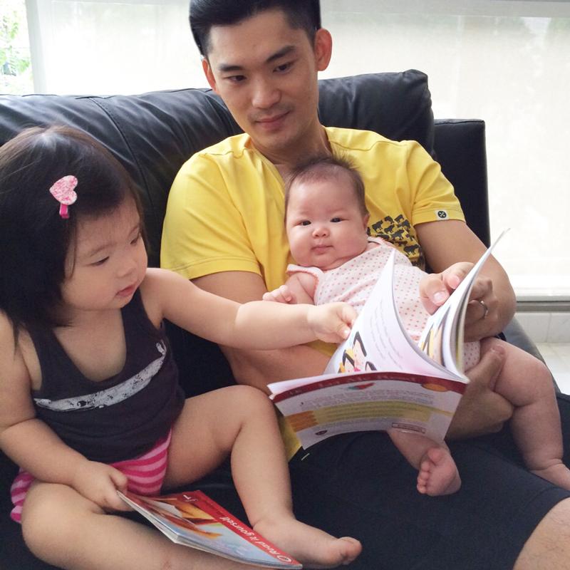 Inspiring Dads :: Entrepreneur Dad