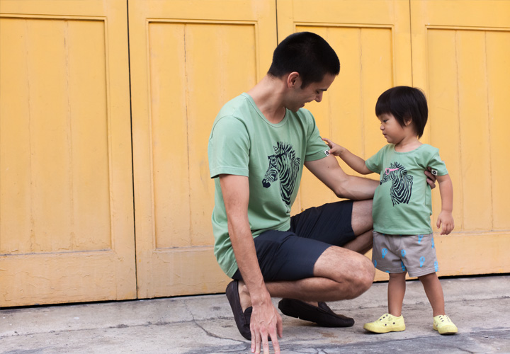 Inspiring Dads :: The Sporty Dad