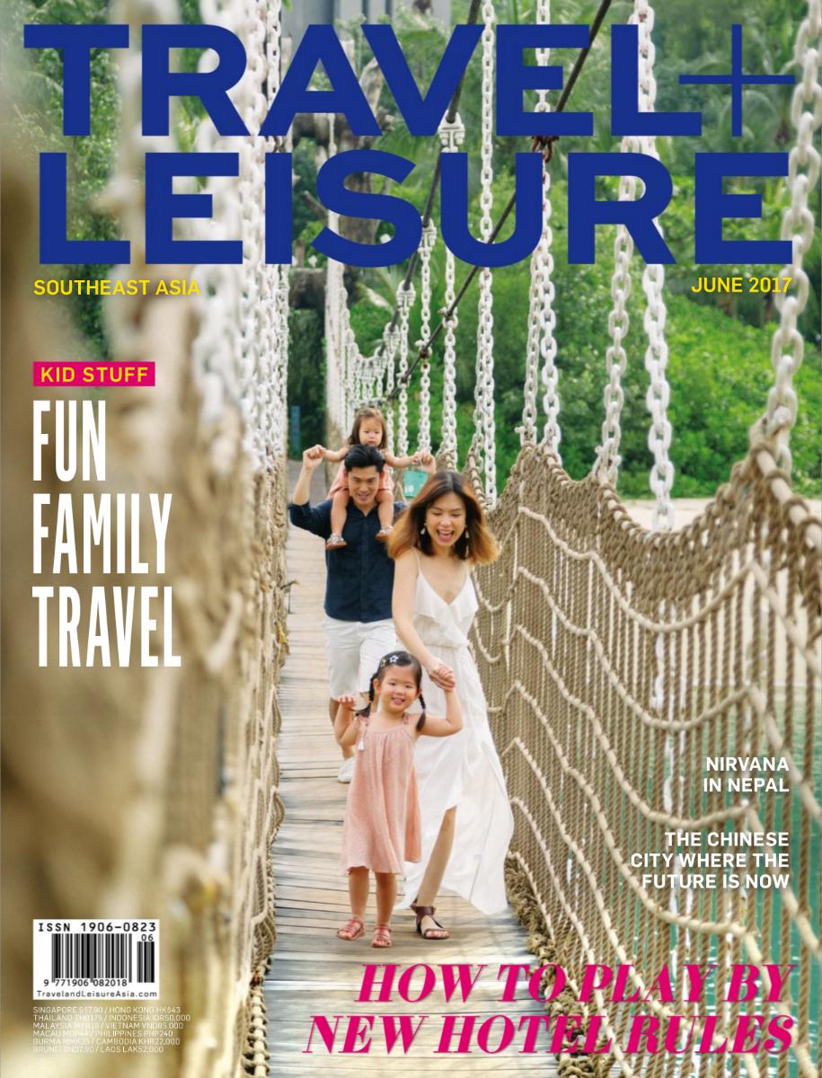 Le Petit Society Travel & Leisure June 2071