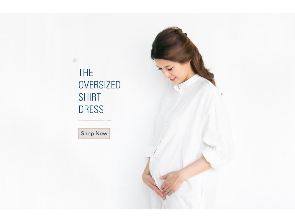 Shop Oversized Shirt Dress