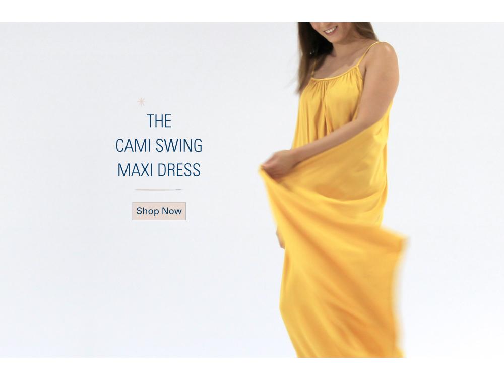 Shop Cami Maxi Dress